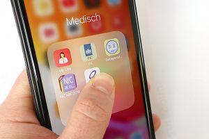Beroepscode apps verpleegkunde