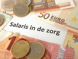 Salaris geld in de zorg